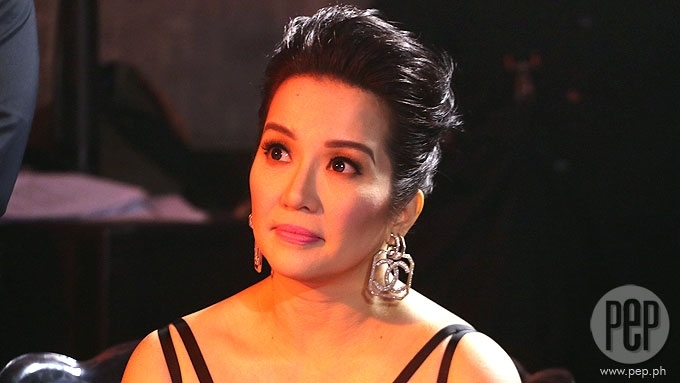 Kris Aquino hits back at basher for calling her son