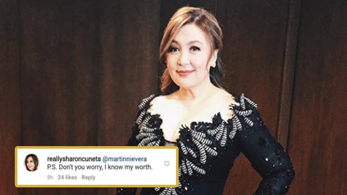 Sharon Cuneta not invited to the Star Magic Ball