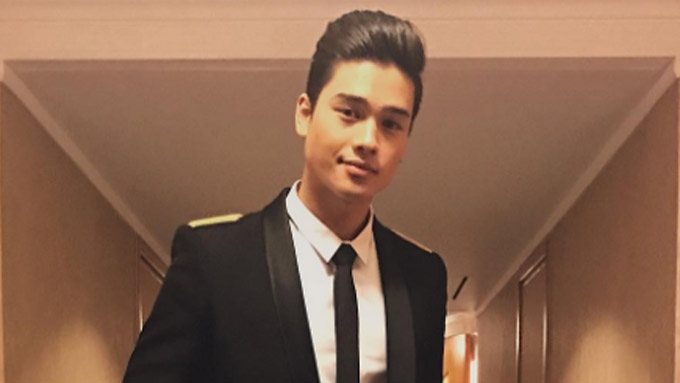 Marco Gumabao attends Star Magic Ball despite invite issue