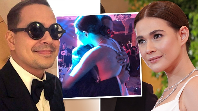 John Lloyd Cruz And Bea Alonzo S Popoy Basha Moment At