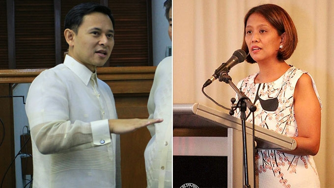 Sonny Angara draws flak for tweet about Nancy Binay