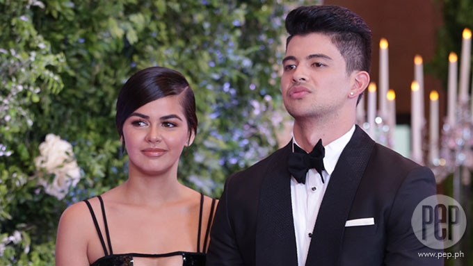 Rayver Cruz and Janine Gutierrez don't want pressure