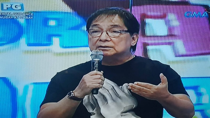 Joey de Leon apologizes for remark about depression