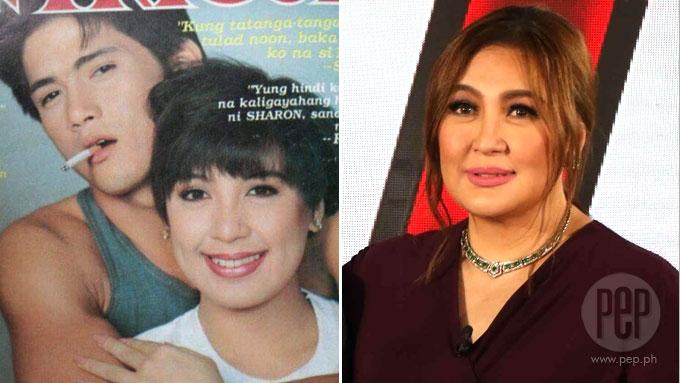 Sharon Cuneta reminisces about ex-boyfriend Robin Padilla