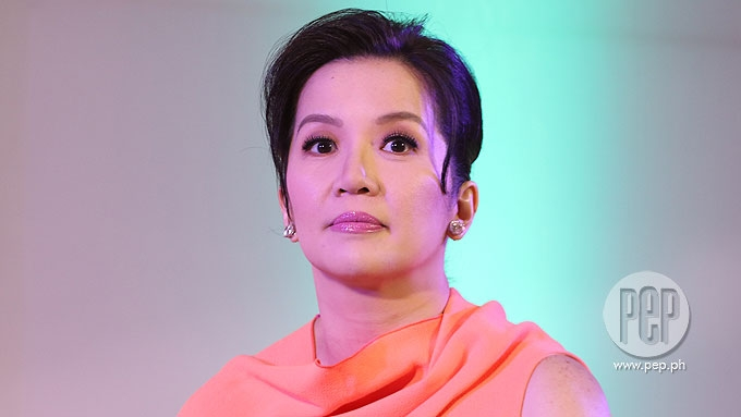 Kris Aquino admits to depression over lack of exposure