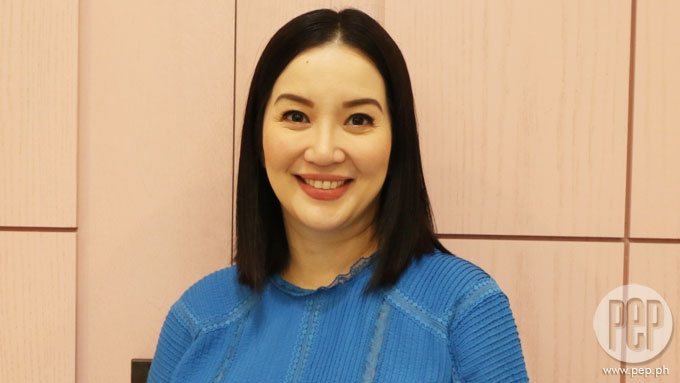 Kris Aquino on self-esteem issue: