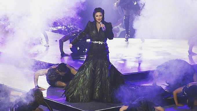 Regine Velasquez admits to losing confidence after <em>Silver</em> concert