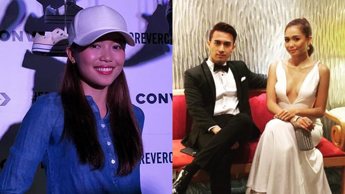 Miho Nishida admits being courted by hip-hop artist Young JV