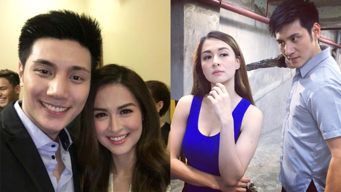 Newcomer Andrew Gan defends <em>Super Ma'am</em> co-star Marian Rivera