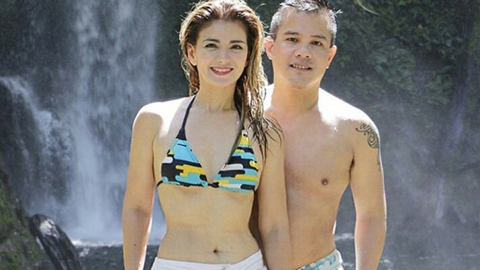 Arnel Cowley on wife Isabel Granada:
