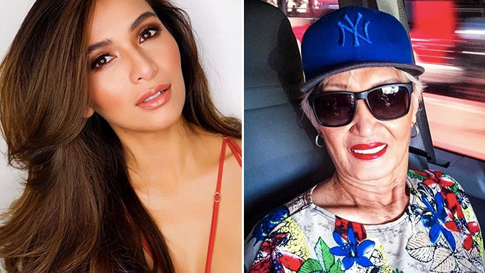 Jennylyn remembers Mommy Lydia's first death anniversary