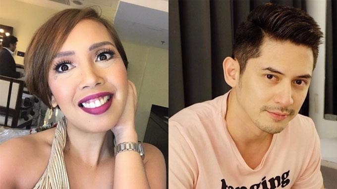 Kakai Bautista admits falling for Ahron Villena