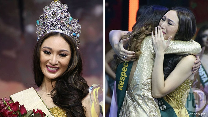 Karen Ibasco is Miss Earth 2017