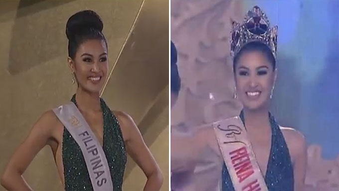 Winwyn Marquez is Reina Hispanoamericana 2017