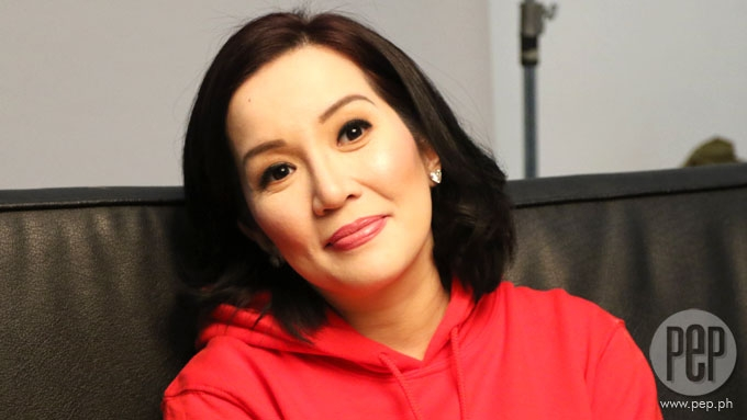 Kris Aquino denies throwing shade at ex-husband in IG post