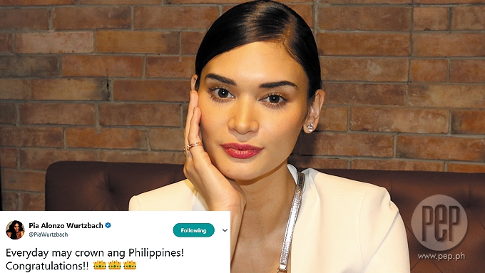 Pia Wurtzbach gets flak for blocking Twitter users