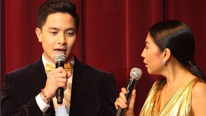 Thai host draws flak from Pinoys for saying Alden is single