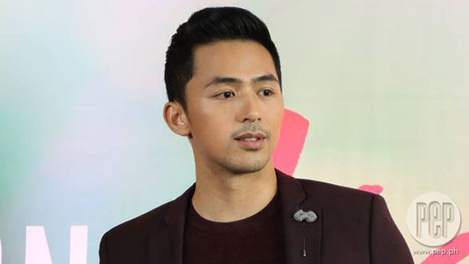 Enzo Pineda willing to work with ex-GF Louise delos Reyes