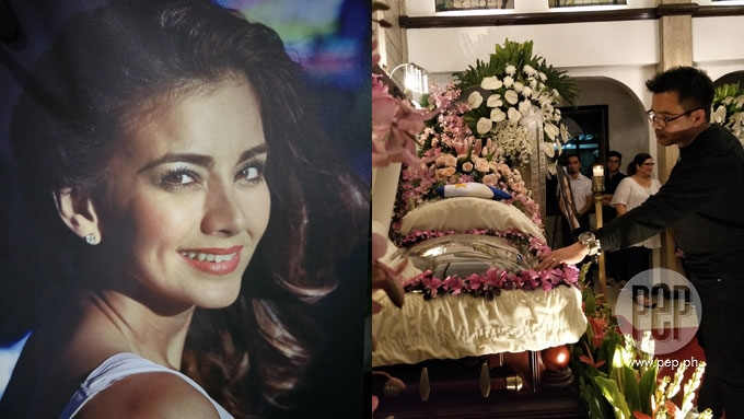 Body of actress-singer Isabel Granada cremated