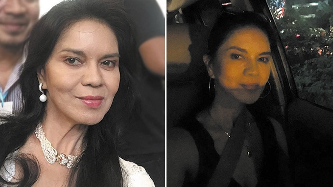 Maria Isabel criticized for driving along ASEAN lane