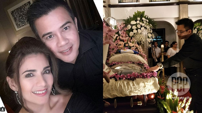 Arnel Cowley opens up about wife Isabel Granada's passing