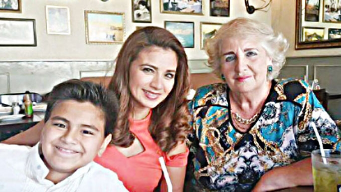Isabel's Mommy Guapa agonizes over leaving PH for good