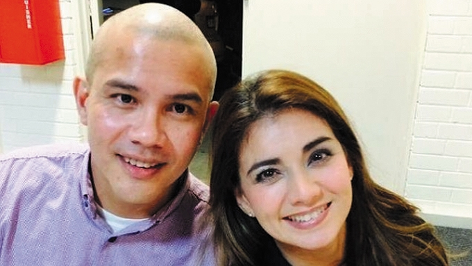 Isabel Granada's husband reveals he is a cancer survivor