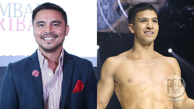 Marvin Agustin reacts to rumors about him and Markki Stroem