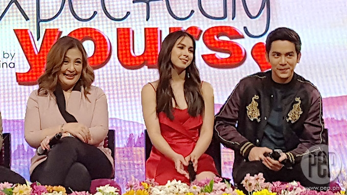 Sharon Cuneta reveals status of JoshLia's relationship