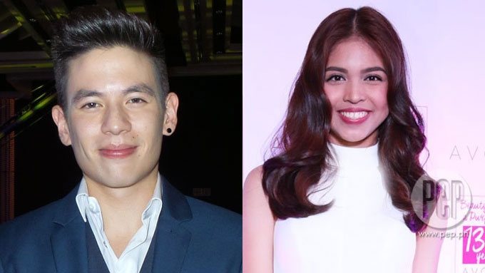 Jake Ejercito denies dating Maine Mendoza