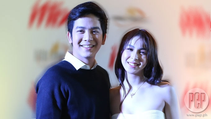 Erich Gonzales confirms Julia-Joshua relationship