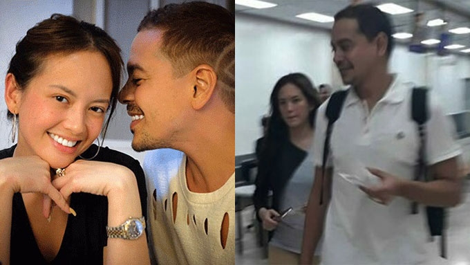 Ellen Adarna spotted with John Lloyd Cruz anew
