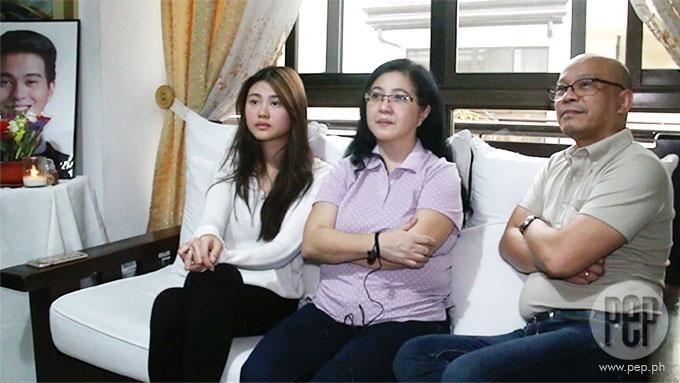 Franco Hernandez's parents speak up about drowning incident