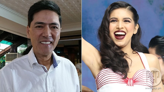 Vic Sotto denies Maine Mendoza is suspended from <em>Eat Bulaga</em>
