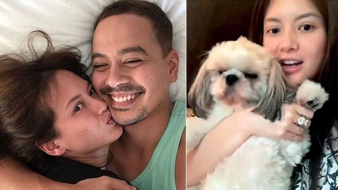 Are John Lloyd Cruz and Ellen Adarna engaged?