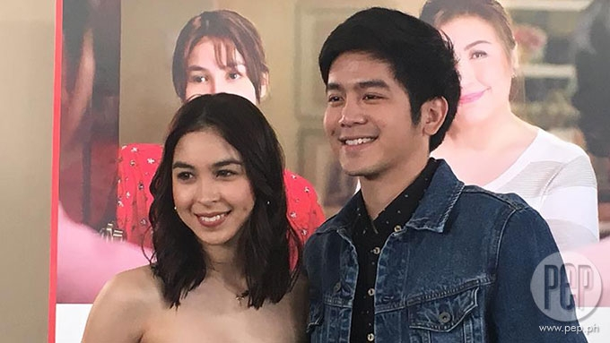 Joshua Garcia and Julia Barretto still mum on real score