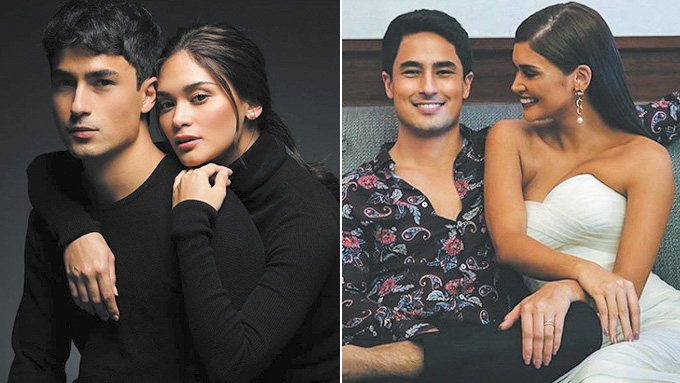 Why Pia stayed with Marlon despite paternity issue