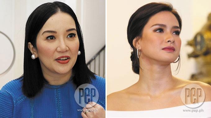 Kris Aquino slams troll for calling Erich Gonzales
