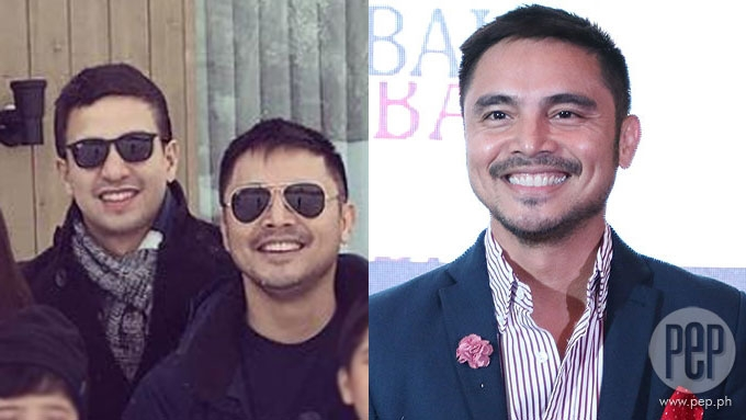 Marvin Agustin posts cryptic message on Instagram
