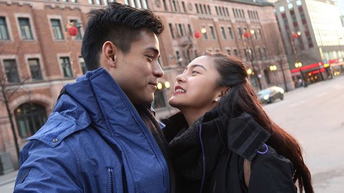 Xian Lim posts sweet video with Kim Chiu from Euro trip