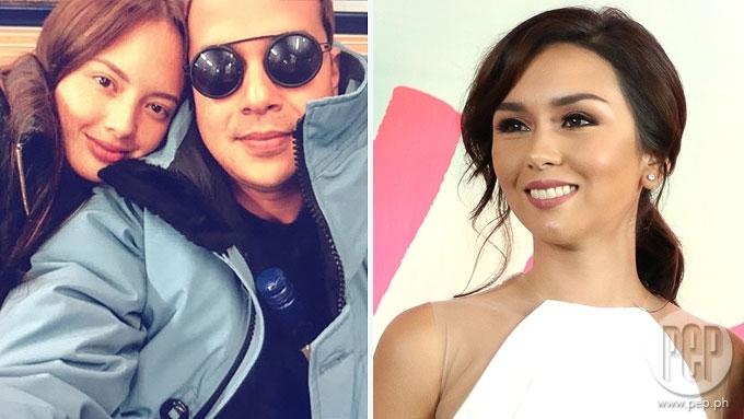 Beauty Gonzalez shuts down John Lloyd-Ellen wedding reports