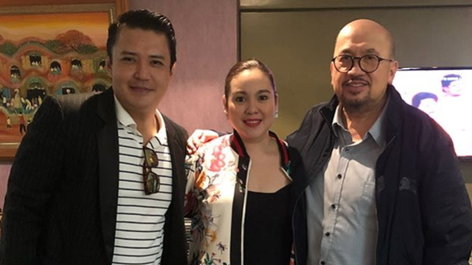 Claudine asks fans to give Mark Anthony another chance