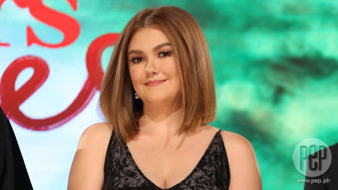 Angelica Panganiban on heartaches: Naiyak ko naman na lahat