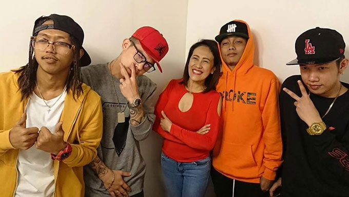 Ex-Battalion embroiled in copyright issue over hit song