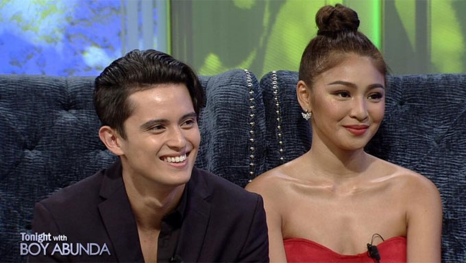 Nadine Lustre, James Reid closer after her brother's death