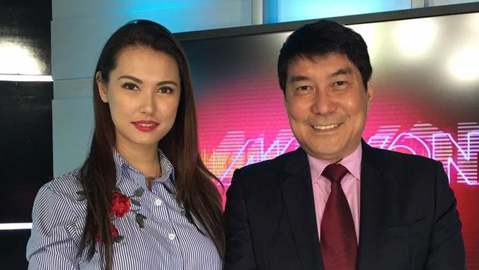 Maria Ozawa seeks help of Raffy Tulfo; forgives TNVS driver