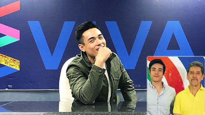 Xian Lim to Star Magic: