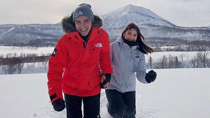 Julia Barretto goes on date with Joshua Garcia