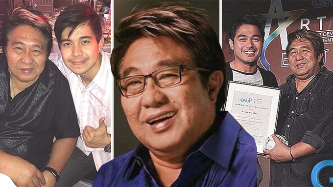 Celebs, colleagues mourn death of Direk Maryo
