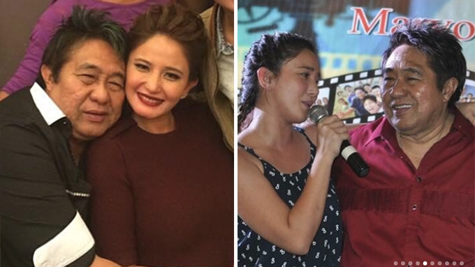 Katrina Halili recalls fondest moments with Direk Maryo